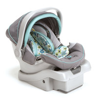 Safety 1st onBoard 35 Air+ Infant Car Seat (Plumberry) IC205CKQ