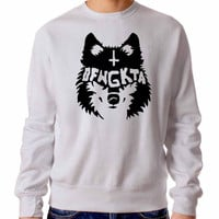 Bad Wolf Ofwgkta 3460 Sweater Man and Sweater Woman