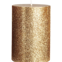 H&M Small Pillar Candle $4.99