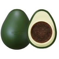 SKIN FOOD Avocado and Sugar Lip Scrub