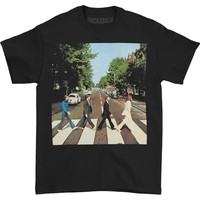 Beatles Men's  Abbey Road T-shirt Heather Gray