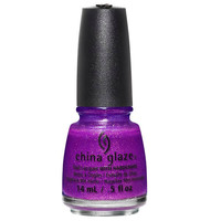 China Glaze We Got The Beet Nail Polish (Lite Brites 2016 Collection)