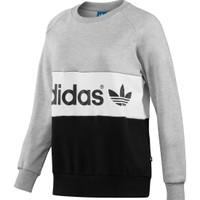 adidas Women's Originals City Sweatshirt | DICK'S Sporting Goods