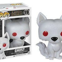 Funko Pop TV: Game of Thrones - Ghost Vinyl Figure
