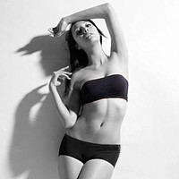 Fashion Seamless Wrapped Chest Movement Breathable Anti Emptied Underwear Bra Sexy Lingerie Hot For Women
