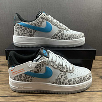 Morechoice Tuhy Nike Air Force 1 Low Premium Snow Leopard Sneakers Casual Skaet Shoes DJ6192-001