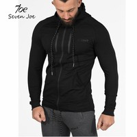 Men Gyms Hoodie Singlets Sweatshirts hoodies Stringer Workout Bodybuilding Fitness Men's hoodies Casual hoodies