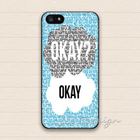 The Fault in Our Stars iPhone 5 5s Case,iPhone 5C Case,iPhone 4 4s Case,Samsung Galaxy S3 S4 S5 Case, Hard Plastic Rubber Cover Skin Case