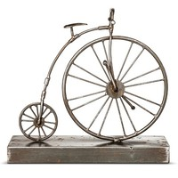 Bicycle Figurine - The Industrial Shop™