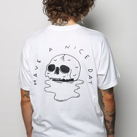 Have A Nice Day Unisex T-shirt White