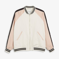 Monki | View all new | Bomber jacket