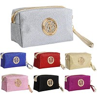PVC Zipper Multifunction Makeup Bag