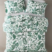 Jungle Duvet Set | Urban Outfitters