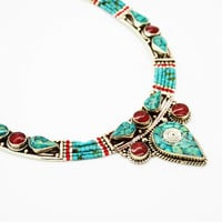 NEPALESE ➳ TURQUOISE NECKLACE 2