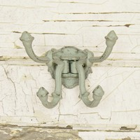 Double Arm Swivel Wall Hook - Choose Your Color - Colorful Cast and Crew