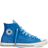 Converse - Chuck Taylor All Star Washed Canvas - Vision Blue - Hi Top