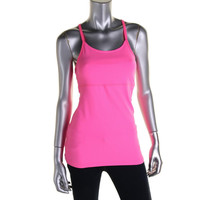 Beyond Yoga Womens Knit Compression Fit Tank Top