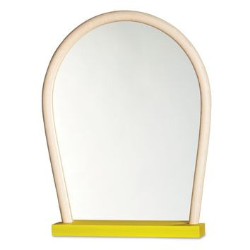 Bent Wood Mirror - A+R Store
