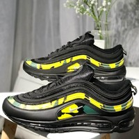 NIKE AIR MAX 97 OG QS all the palm cushion comfort shock-absorbing sneakers F-CSXY black