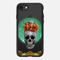 Spiritual Skull Of The Gold Land And The Millstone (transp) iPhone 7 Case by Barruf | Casetify