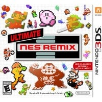 Ultimate NES Remix (Nintendo 3DS) - Walmart.com