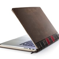 BookBook for MacBook - Thin and light. Consider it a short story.