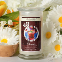 Sangria Ring Candle Wine Candle Collection