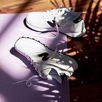 New Balance Womens Leather Trainer