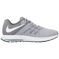 Nike Zoom Winflo 3 Wolf Grey/White/Cool Grey/White Mens Running Shoes