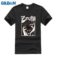 Unique Create No Buckle Gildan 2017 Summer Tshirt For Men Anime Hero T-Shirt Men Ahegao T Shirt Men
