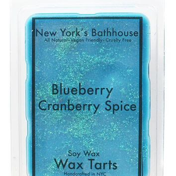 Blueberry Cranberry Spice Soy Wax Tarts