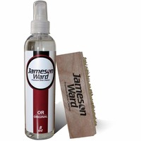 Jameson Ward Premium Shoe Cleaner Kit 8oz - Rated Top 10 Best Sneaker Cleaner