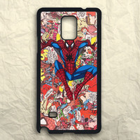 Classic Spiderman Samsung Galaxy Note 3 Case