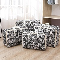 The Quilt Up Bag To Receive Bag Clothes Especially Large Household Clothes Quilt Luggage Move Packaging Bags