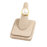 60's__Emmons__Pearl Statement Ring