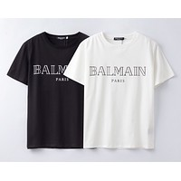 Blalmain Men Womens Cotton T-shirt