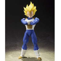 S.H. FIGUARTS: DRAGON BALL Z - SUPER SAIYAN VEGETA