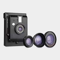 Lomo' Instant Camera with Lenses