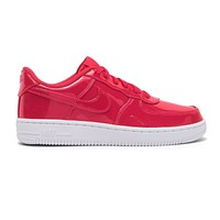 Nike Air Force 1 LV8 UV (PS) Siren Red AO2287 600 Girls Athletic Sneakers