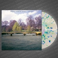 Aware Clear W/ Blue Green Splatter LP : MerchNOW