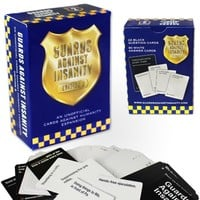 Guards Against Insanity: Edition 2 - An Unofficial Naughty Expansion Pack