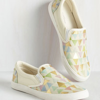 Pastel Everyday Festive Slip-On Sneaker