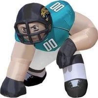 NFL Jacksonville Jaguars Bubba Inflatable Player