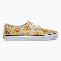 VANS Disney Winnie the Pooh Authentic Shoes | Sneakers