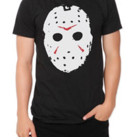 Friday The 13th Mask Slim-Fit T-Shirt