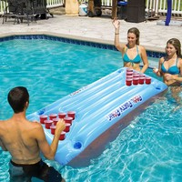 Beer Pong Swimming Pool Table