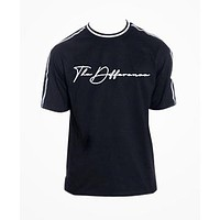 Unisex The Difference T-Shirt- Black