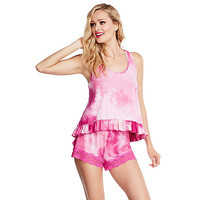 CALIFORNIA DREAMIN SHORT SET: Betsey Johnson