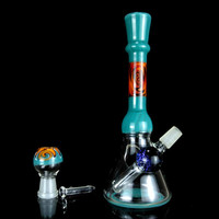 Oil Rig Glass Dab Rigs Bongs Colored Good Glass Bong  Blown Glass Water Pipes Smoking Water Bongs