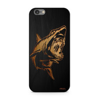 Black Bamboo - Shark Phone Case